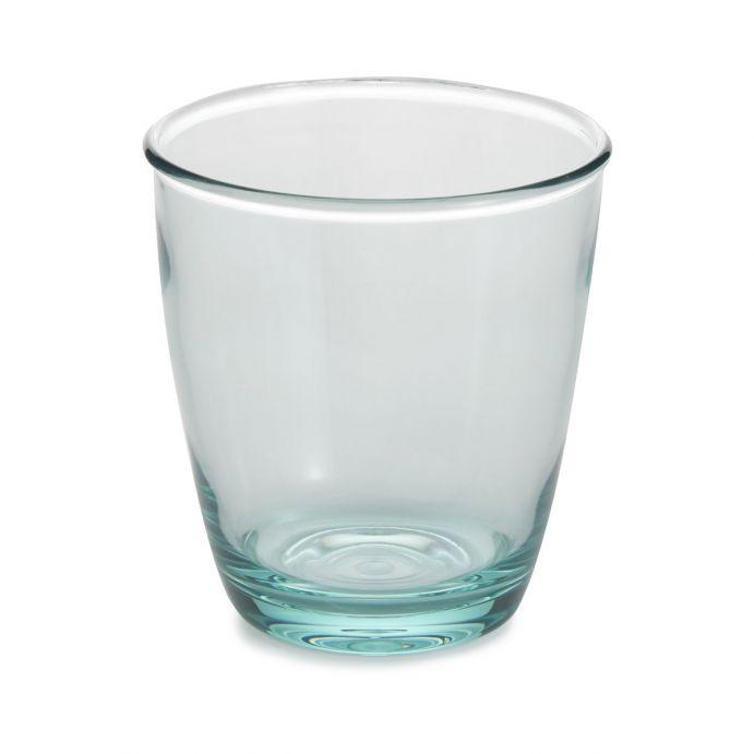 vaso acrílico transparente