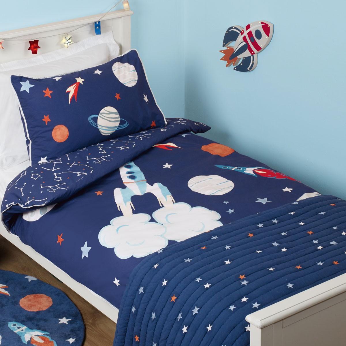 Comprar funda nórdica Outer Space de diseño   Laura Ashley Decoracion