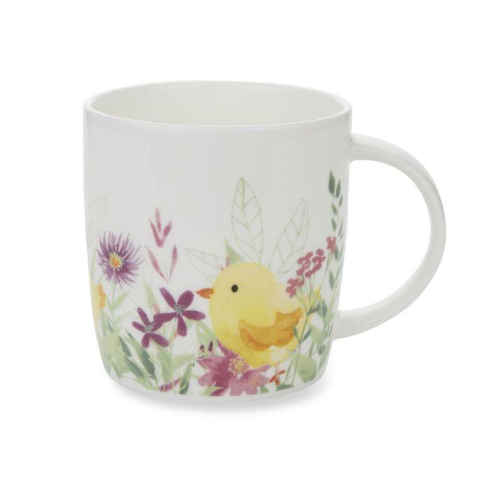 taza mug Spring Florals