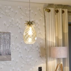 lámpara de techo Pineapple