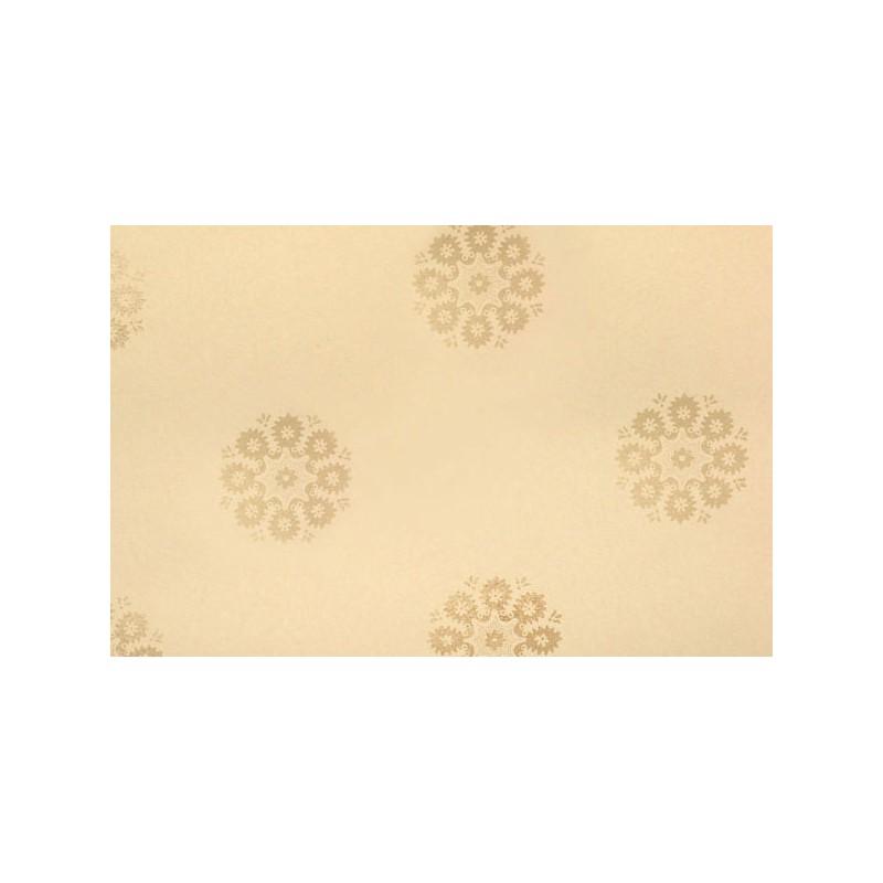 Comprar papel pintado amara dorado de dise o laura for Papel pintado dorado