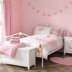 cortinas Amelia Ballerina rosa