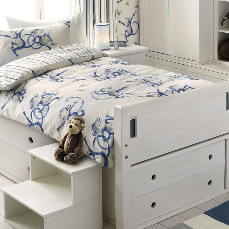 Comprar cama individual portsmouth de dise o laura - Comprar cama individual ...