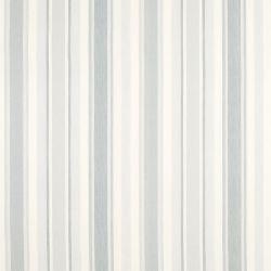 tela de rayas gris pizarra Awning, de Laura Ashley
