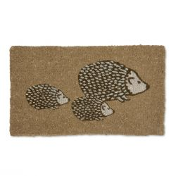 felpudo de erizos Little Hedgehogs natural, Laura Ashley