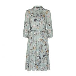 vestido floral bohemio Laura Ashley