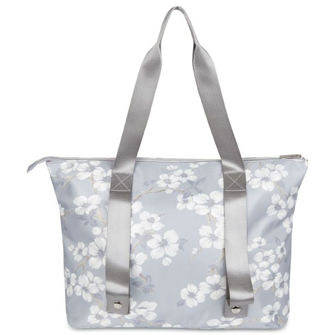 bolsa de deporte con flores Iona, Laura Ashley