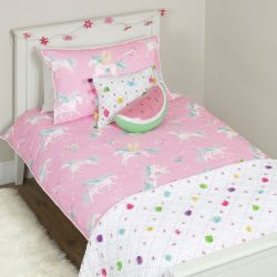 nórdico unicornios rosa, Laura Ashley