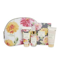 set de viaje perfume flores lujo, Laura Ashley