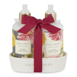 crema y jabón de manos lujo flores, Laura Ashley