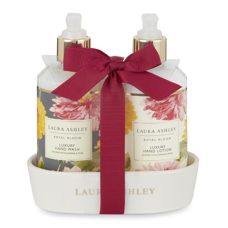 set de jabón y crema de manos Royal Bloom