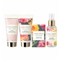 regalo cuidado corporal lujo flores, Laura Ashley