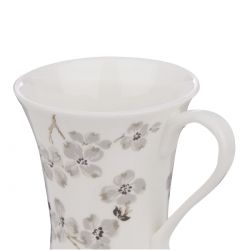 taza de flores Iona gris, Laura Ashley