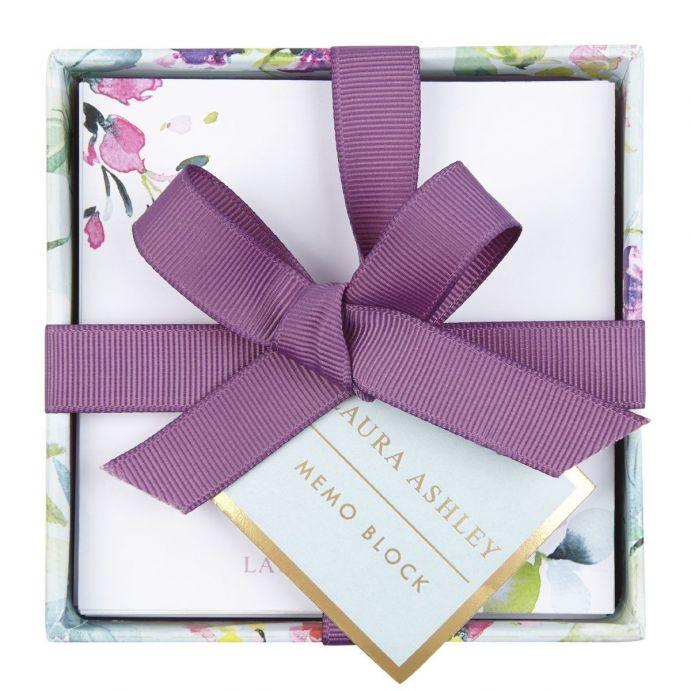 bloc de notas floral, Laura Ashley
