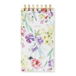 libreta de flores Laura Ashley