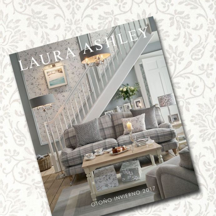 Cat logo hogar oto o invierrno 2017 laura ashley decoraci n - Catalogo laura ashley ...