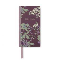 agenda 2018 floral Laura Ashley