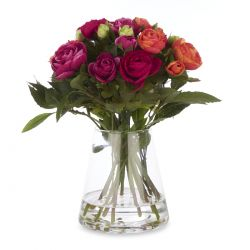 flores artificiales Laura Ashley