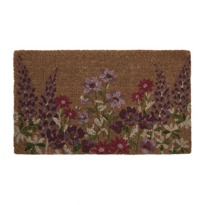 felpudo de flores Wild Meadow