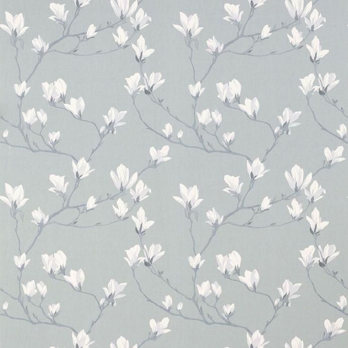 Papel pintado magnolia grove gris pizarra - Papel pared gris ...