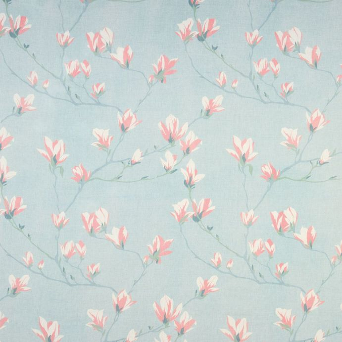 tela Magnolia Grove azul verdoso