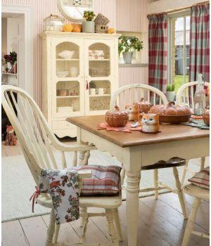 Muebles Bramley crema