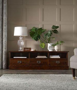 Muebles Garrat castaño oscuro
