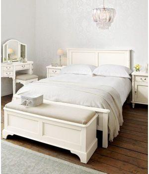 Muebles Clifton blanco algodón