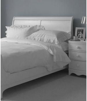 Muebles Broughton gris francés pálido