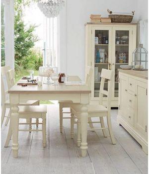 Muebles Dorset blanco