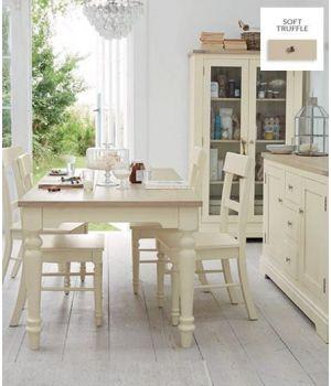 Muebles Dorset trufa suave