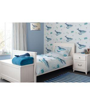 Whales azul