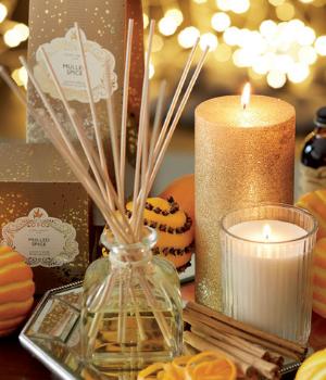 Fragancias y aromas de Navidad