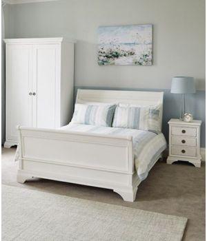 Muebles Gabrielle blanco algodón