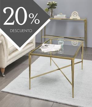 Muebles Venezia dorado