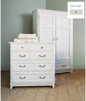 Muebles Devon gris claro