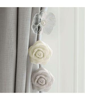 Alzapaños para cortinas