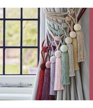 Recogepaños para cortinas