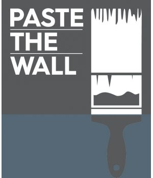 Paste the wall