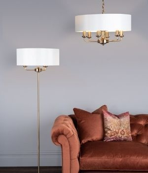 Coleción Sorrento lámparas