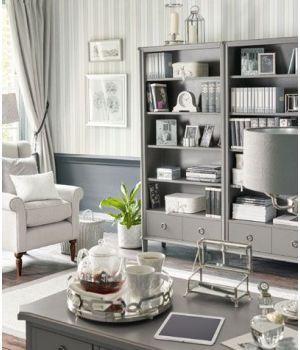 Muebles Henshaw carbón pálido