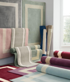 alfombras de lana de diseño