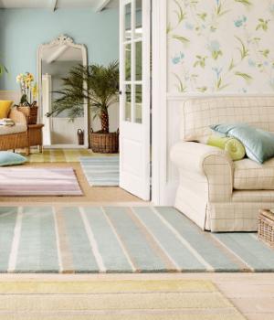 alfombras de lana Bexley rayas