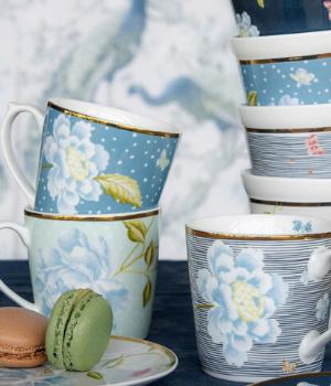 Vajillas cerámicas porcelana