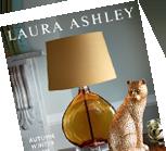 Catálogo decoración Laura Ashley Otoño Invierno, descarga gratis