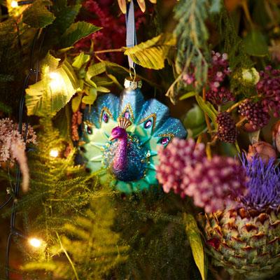 decoración para el árbol de navidad