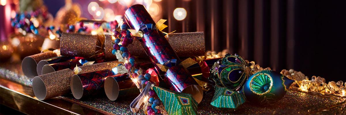 Felicitaciones, crackers, agendas, calendarios,... papelería para Navidad