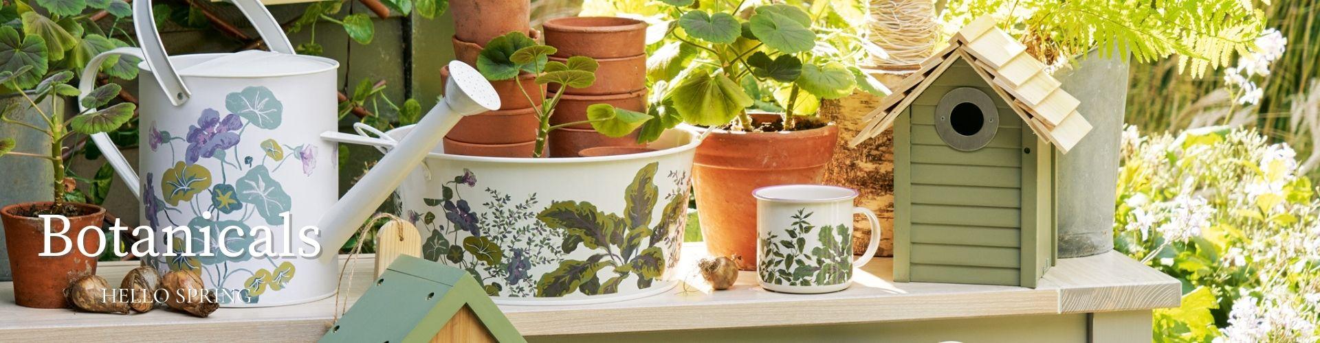 Inspiración botanicals para primavera