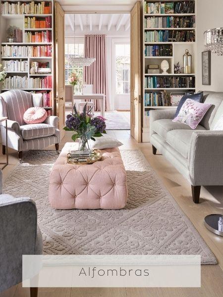 alfombras para decorar tu casa con estilo