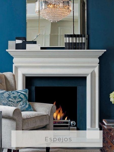 Espejos de diseño para decorar tu casa con estilo